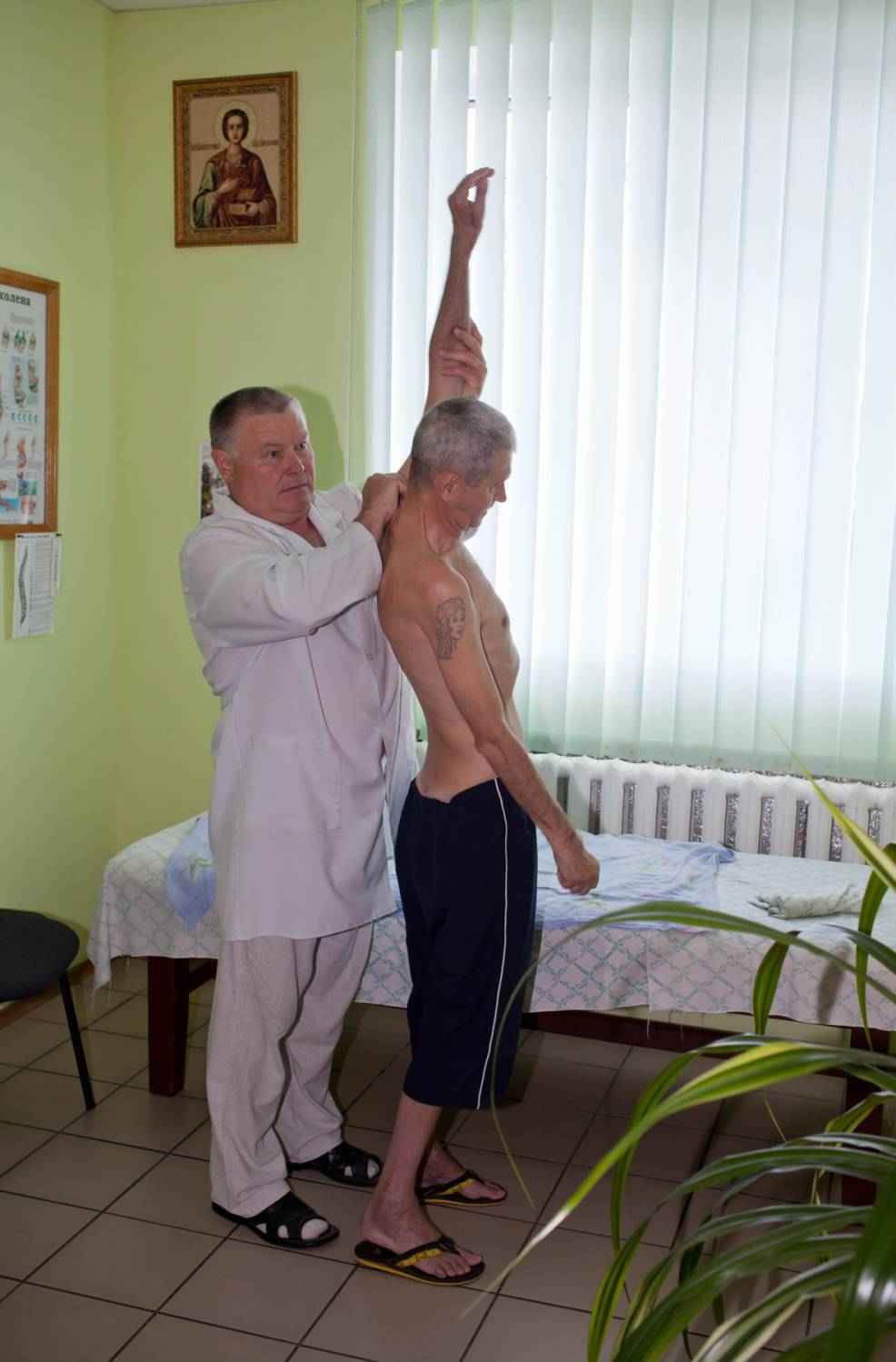 О самом главном рассказывает как излечить остеохондроз